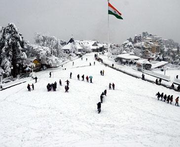 Shimla<br> Manali